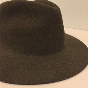 Accessories - Wilfred wool fedora